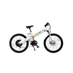 Электровелосипед также полезен для здоровья